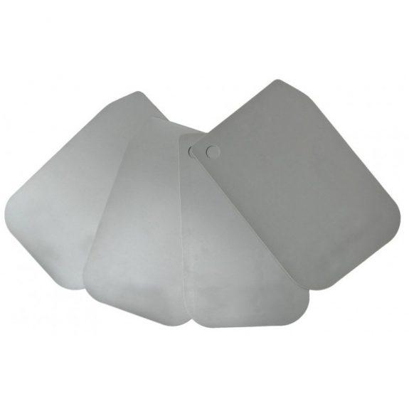 Брызговики Sparco KF044 Grey (4шт)