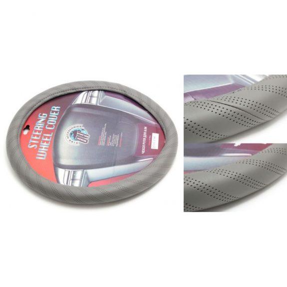 Чехол руля KD-71215-M (grey)