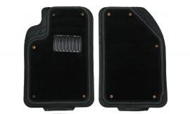 Ковры резиновые TS2212P Black (4шт) (0207)