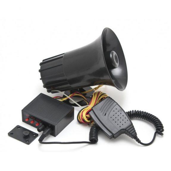 Сигнал SB-819 3 звука с говорителем 30W