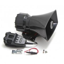 Сигнал 3 звука SMM-400 12V 100W с микрофоном