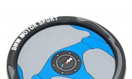 Коврик на панель круглый-руль ///М BMW MOTORSPORT