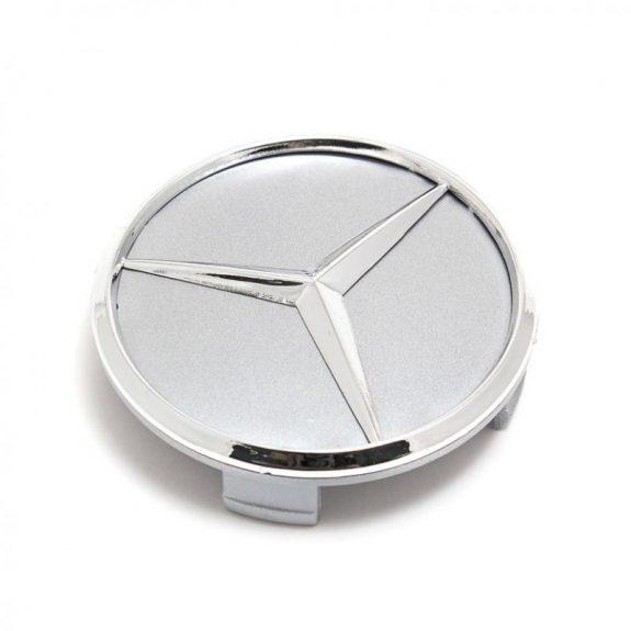 Колпачок на литой диск MERCEDES(1шт) (аллюм.покрытие) 75мм AV058