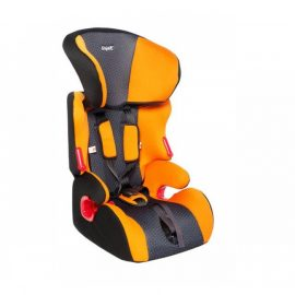 Детское автокресло SIGER »КОСМО»(оранжевый) группа I,II,III