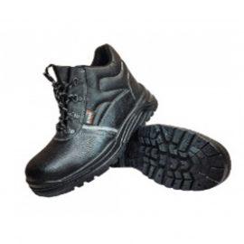 Ботинки специальные (натур кожа 1,8–2,0мм,подошва маслобензостойкая, износоустойчивая ПУ/ТПУ,стелька EVA,защищают от нефти,кислот,истирания,43р-р)