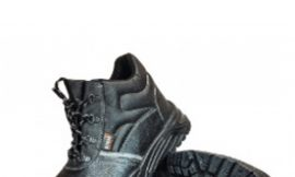 Ботинки специальные (натур кожа 1,8–2,0мм,подошва маслобензостойкая, износоустойчивая ПУ/ТПУ,стелька EVA,защищают от нефти,кислот,истирания,44р-р)