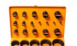 Кольца уплотнительные резиновые маслобензостойкие, 419пр. (дюймовые)