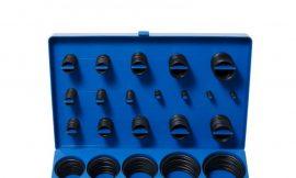Кольца уплотнительные резиновыемаслобензостойкие, 407пр. (дюймовые)