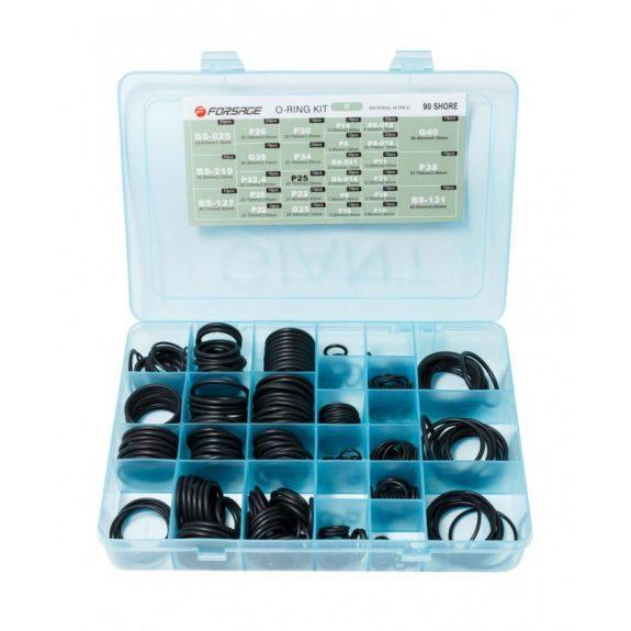 Кольца уплотнительные резиновые маслобензостойкие, 376пр.