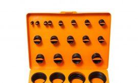 Кольца уплотнительные резиновые маслобензостойкие, серия А