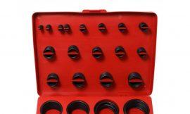 Кольца уплотнительные резиновые маслобензостойкие, серия B