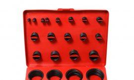 Кольца уплотнительные резиновые маслобензостойкие, серия V