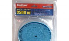 Стяжка для груза M-73156H 1500кг 35мм x 6м (в блистере) MEGAPOWER
