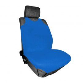 Чехлы на сиденье R-310 BLUE передние (майка) (2шт) FORMA