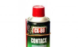 Многофункциональная смазка для контактов CONTACX аэрозоль 400мл