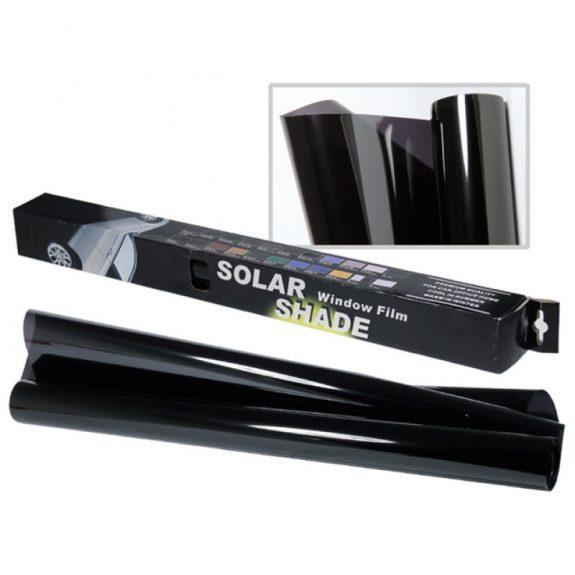 Пленка тонировочная 0.5×3м 20% »Solar Shade»Black уп-5 шт