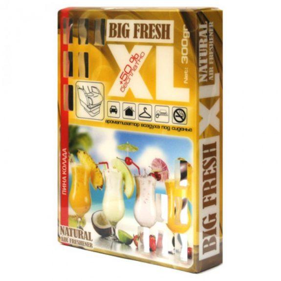»BIG FRESH XL»BXL-147 пина-колада 300гр