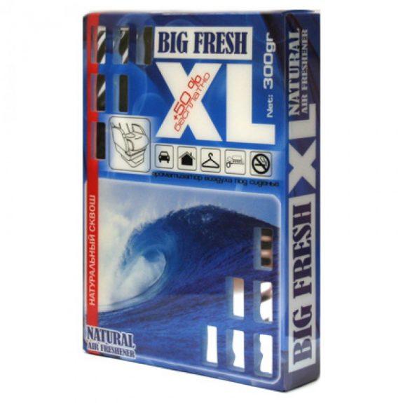 »BIG FRESH XL»BXL-60 натуральный сквош 300гр