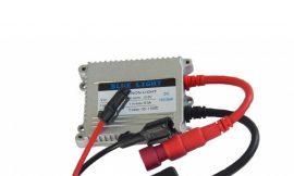 Блок рожига/конектор DFY-X2B »BLUE LIGHT»DC Slim 12V/35W 3802 ++