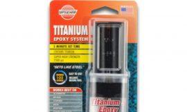 Клей универсальный эпоксид с титаном 2-х компон. titanium-klej