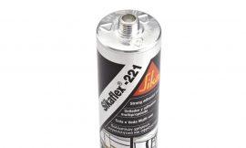Клей-гермет кузовной однокомпанентный полиуретановый 300мл(чёрный)