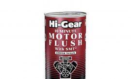 10-ти минутная промывка двигателя с SMT2