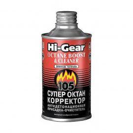 Супероктан- корректор, антидетонационная присадка-очиститель