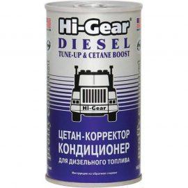 Цетан-корректор, кондиционер для дизельного топлива