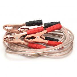 Стартовые провода КВС-500AMP прозрачная изоляция в сумке