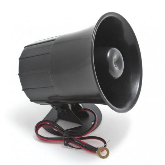 Сирена для сигнализации SC-630 6-мелод. 25W