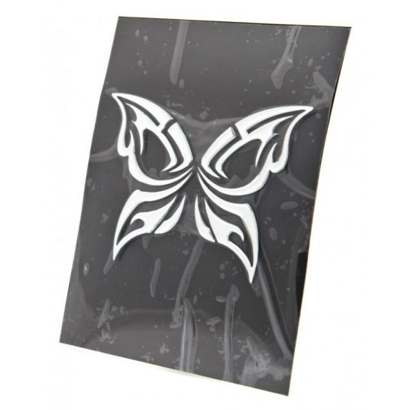 Наклейка 3DS08171 (Бабочка) 16x20cm