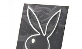 Наклейка 3DS08240 (Playboy) 16x20cm