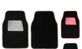 Ковры ворсовые RL1003C BLACK/BLUE