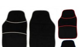 Ковры ворсовые RL1004B-S BLACK/D.GREY