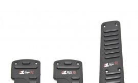 Накладки на педали XB-299 (black/black)