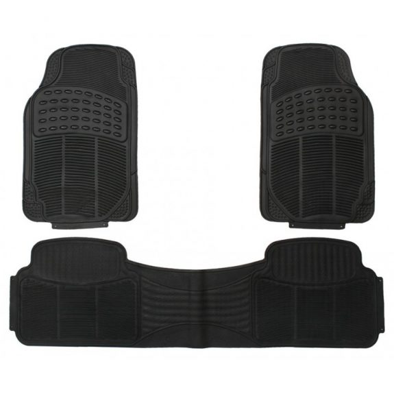 Ковры резиновые JLT/A-P026 Black (3шт)