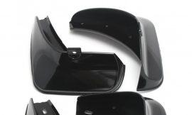 Брызговики XB-220 (black) (4шт)