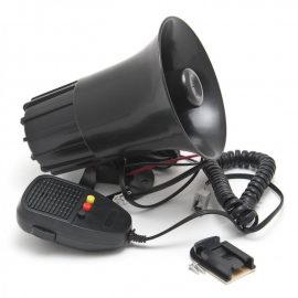 Сигнал SB-816 3 звука с говорителем 30W