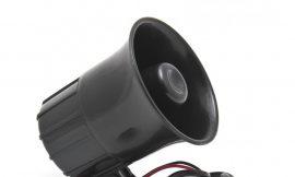 Сирена для сигнализации SB-817 (SB-91) 3-мелодии 20W