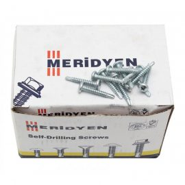 Pan head screw, self drilling, galvanized (800шт)