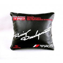 Подушка TRD Toyota Racing Development 36*36см