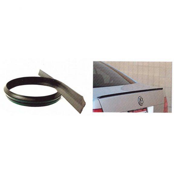 Спойлер на крышку багажника а/м 135*4,5 см AV014